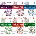 درباره ی کتابهای امریکن انگلیش فایل - American English File