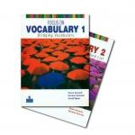 مجموعه کتاب های focus on vocabulary