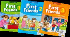 فرست فرندز امریکن First Friends American English