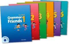 گرامر فرندز Grammar Friends