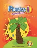 فونیکس اکتیویتی بوک phonics Activity Book