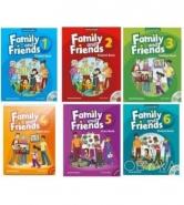 فمیلی اند فرندز بریتیش Family and Friends (British) 2nd edition