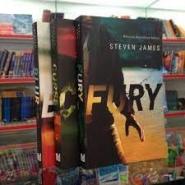بلور تریلوژی بوک سریز Blur Trilogy Book Series