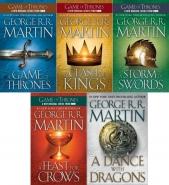 سانگ آف فایر اند آیس A Song of Ice and Fire Book Series