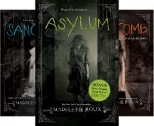 اسایلم سریز Asylum: Madeleine Roux Book Series