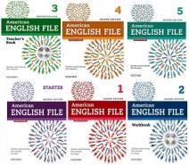 امریکن انگلیش فایل American English File