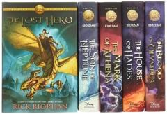 هیروز آف الیمپوس Heroes of Olympus Series
