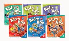 کیدز باکس Kids Box