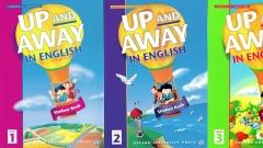 آپ اند اوی این انگلیش Up and Away in English