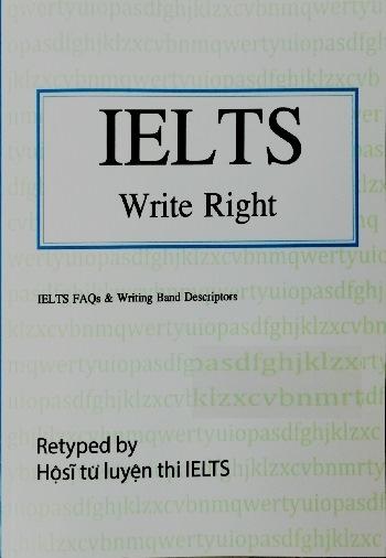 کتاب آیلتس رایت رایت Ielts Write Right متن اصلی