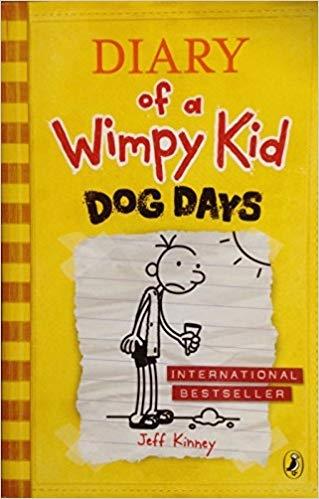 کتاب زبان Diary of a Wimpy Kid: Dog Days