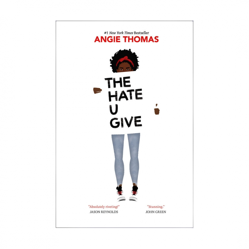 کتاب زبان The Hate You Give