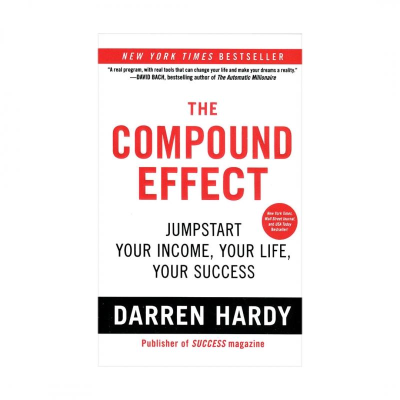 کتاب زبان The Compound Effect