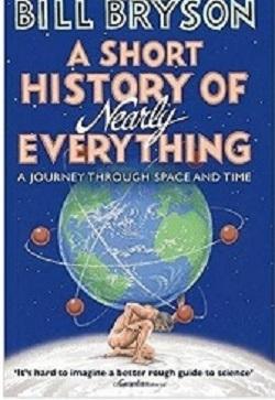 کتاب رمان انگلیسی A Short History of Nearly Everything