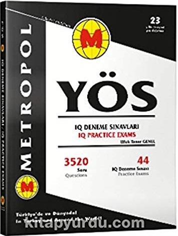 کتاب 22 YoS IQ Deneme Sinavlari