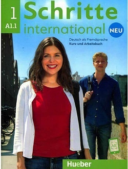 کتاب آلمانی Schritte International Neu A1.1