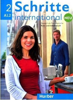 کتاب آلمانی Schritte International Neu A1.2