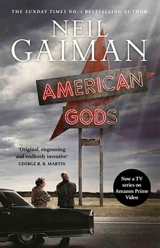کتاب رمان American Gods