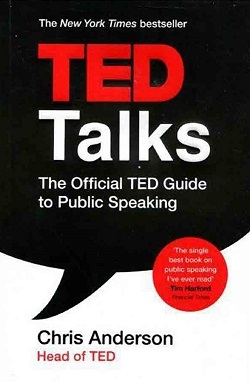 کتاب TED Talks: The Official TED Guide to Public Speaking