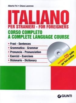 کتاب ایتالیایی ITALIANO PER STRANIERI CORSO COMPLETO - ITALIAN FOR FOREIGNERS