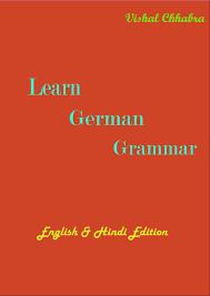 کتاب learn german grammar