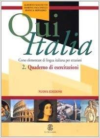 کتاب 2 Qui Italia Lingue e Grammatico