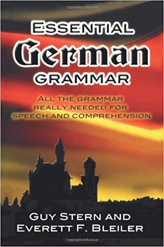 کتاب Essential German Grammar