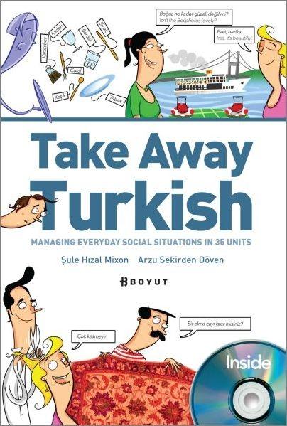 کتاب Take Away Turkish