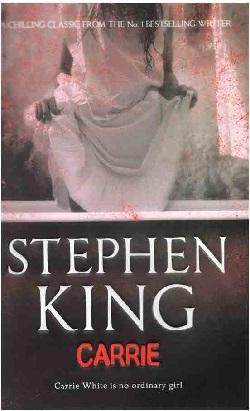 کتاب Carrie اثر Stephen King