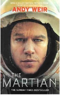 کتاب The Martian اثر Andy Weir