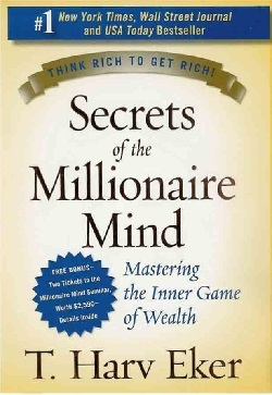 کتاب Secrets Of The Millionaire Mind اثر T. Harv Eker