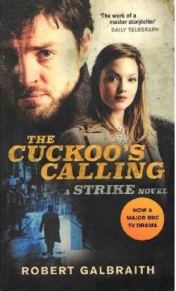 کتاب The Cuckoo's Calling اثر Robert Galbraith