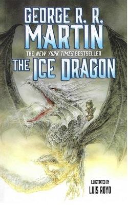 کتاب اژدهای یخی The Ice Dragon