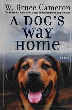 کتاب مسیر بازگشت یک سگ به خانه A Dogs Way Home
