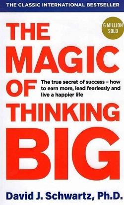کتاب جادوی فکر بزرگ The Magic of Thinking Big