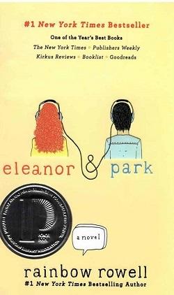 کتاب النور و پارک Eleanor and Park اثر رینبو راول Rainbow Rowell