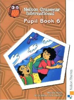 کتاب Nelson Grammar International 6 - Pupil Book+Workbook
