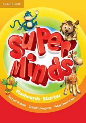 فلش کارت Flash Cards Super Minds Starter