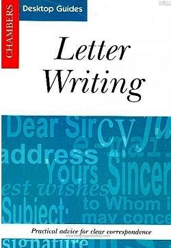 کتاب Chambers Desktop Guides Letter Writing