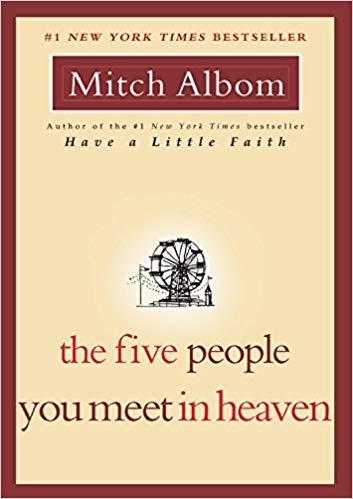 کتاب The Five People You Meet in Heaven