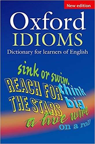 کتاب Oxford Idioms. Dictionary for Learners of English