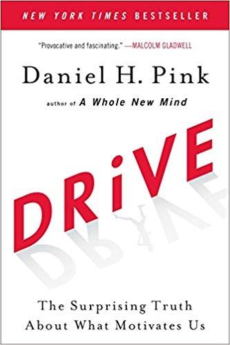 کتاب Drive: The Surprising Truth About What Motivates Us