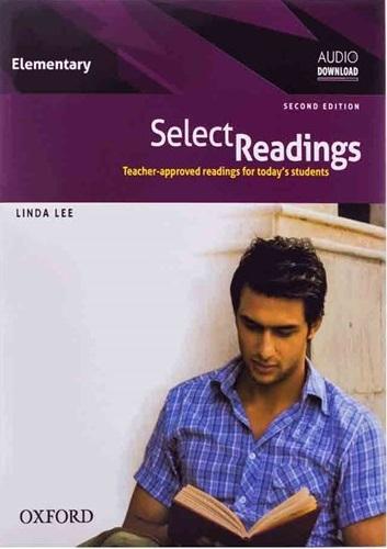 کتاب زبان Select Readings Elementary+CD 2nd Edition