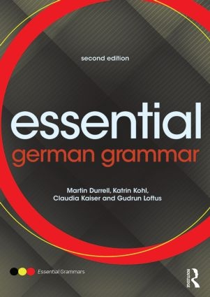 کتاب Essential German Grammar 2nd Edition