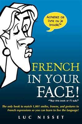 کتاب زبان French In Your Face