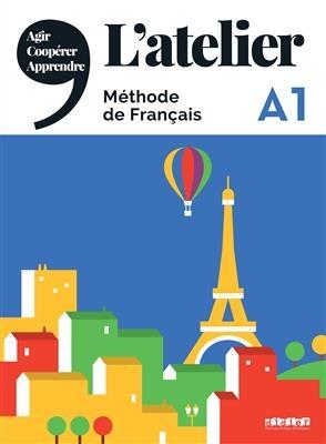 کتاب زبان LAtelier niv .A1