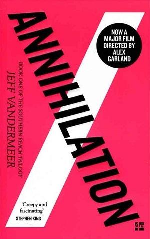 کتاب  رمان انگلیسی نابودی Annihilation