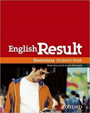 کتاب آموزشی انگلیش ریزالت English Result Elementary Students & Work & Answer Key&CD+DVD رنگی