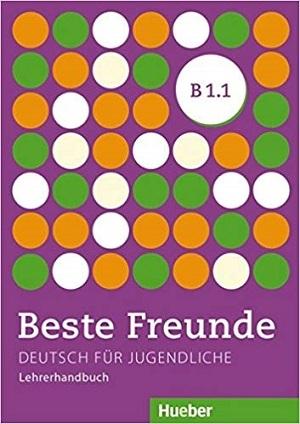 کتاب معلم Beste Freunde: Lehrerhandbuch B1.1