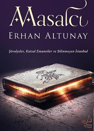 کتاب رمان ترکی Masalcı اثر Erhan Altunay